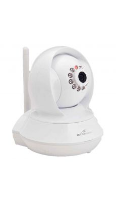 Caméra de surveillance d'interieur wifi motorisé avec vision de nuit