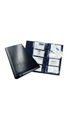 Durable - 2403-01 - Porte carte visite Visifix Centium - Album de 200 Cartes