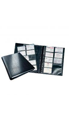 Durable - 2409-01 - Porte carte visite Visifix Centium - Album de 400 Cartes