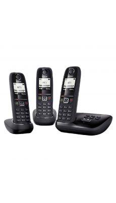 SIEMENS - Téléphone GIGASET AS405A TRIO