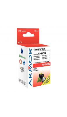 ARMOR - K20611 - Cartouche compatible Canon PG540XL Noir