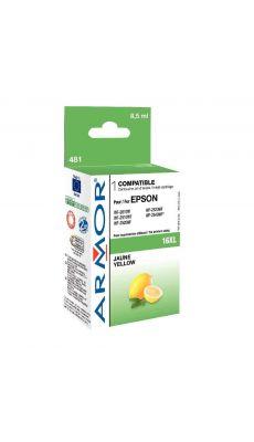 ARMOR - K12622 - Cartouche compatible Epson T163XL Jaune