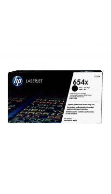 HP - CF330X - Toner Noir 654X