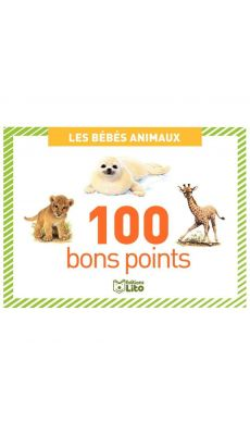 Boite de 100 images Bébés animaux
