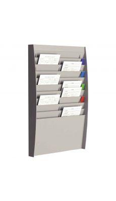 PAPERFLOW - A4V2X10.02 - Trieur vertical comprenant 20 cases A4