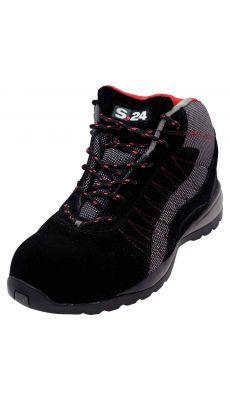 Chaussure de sécurité hautes ZEPHIR S1P Pointure 38