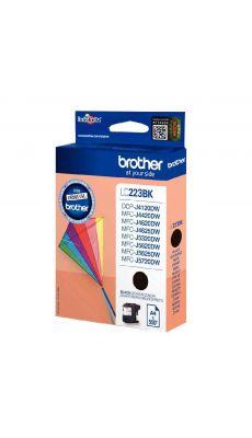 Brother - LC-223BK - Cartouche Noir
