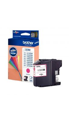 Brother  - LC-223M - Cartouche Magenta