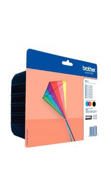 Brother - LC223VALBP - Cartouche Couleur