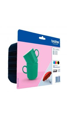 Brother - 567001 - Cartouche Couleur
