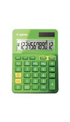 Canon - LS-123K - Calculatrice de bureau couleur vert