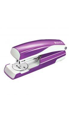 LEITZ - 55021062 - Agrafeuse 24/6 Nexxt violet