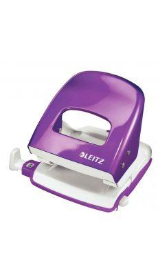 LEITZ - 50081062 - Perforateur 2 trous 30 feuilles Nexxt violet