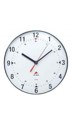 ALBA - HORCLAS - Horloge murale ronde diamètre 25cm