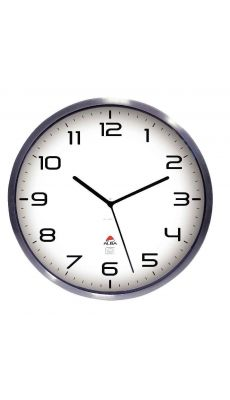 ALBA - HOREXTRARC - Horloge diamètre 35.5cm pour extérieur