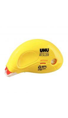 Dévidoir jetable colle UHU permanente 6.5mm x 8.5m
