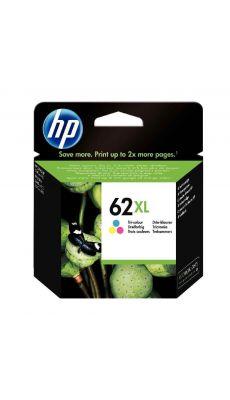HP - C2P07AE - Cartouche Couleur 62XL
