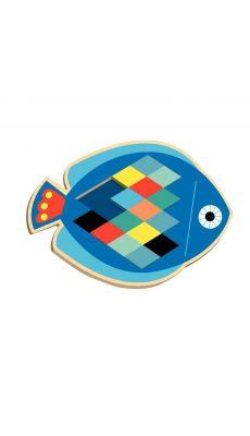 Mosaïque poisson