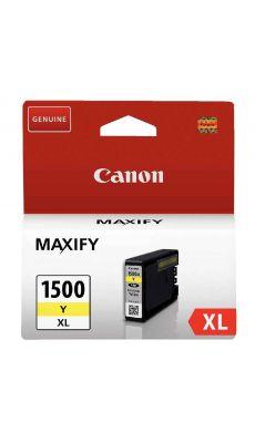 Canon - PGI-1500XL Y - Cartouche jaune