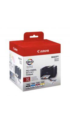 Canon - 0040X065 -  Cartouche couleur PGI 1500XL