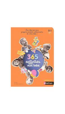 Livre 365 activités avec mon bébé