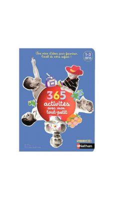 Livre 365 activités avec mon tout-petit