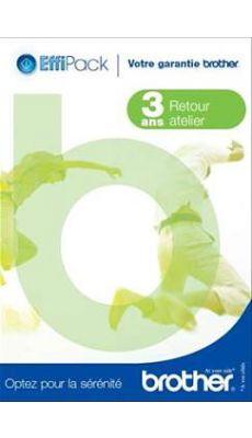 Brother - EFFI3RAB - Contrat d'extension de garantie