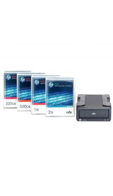 Station accueil externe externe HP RDX USB.0