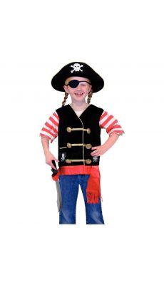 """Déguisement """"Pirate"""" + accessoires"""