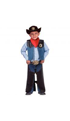 """Déguisement """"Cow boy"""" + accessoires"""