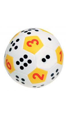 Balle chiffre diamètre 14 cm