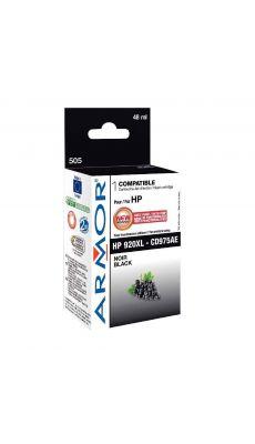 ARMOR - K20449 - Cartouche compatible HP CD975AE Noir