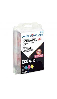 ARMOR - B10319R1 - Cartouche compatible HP 920XL noir