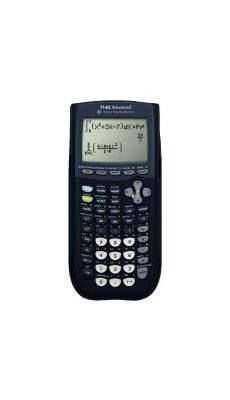 TEXAS INSTRUMENTS - Calculatrice graphique Texas Instruments TI82 Advanced.