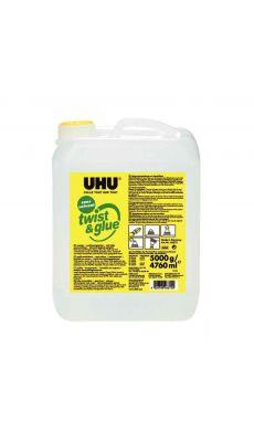 Colle Twist & Glue UHU - Flacon de 5 kilos