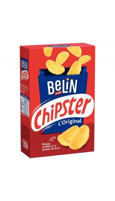 Chipster salé 75g - Carton de 12