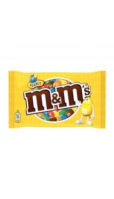 M&M'S peanut 45 grammes - Boite de 36