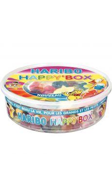 Boite bonbon HARIBO happy box 600 grammes