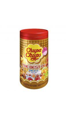 Sucettes chupa fruit - Boite de 150