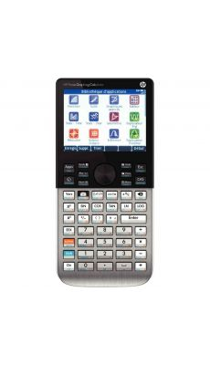 HP - G8X92AA#ABF - Machine à calculer graphique tactile HP prime tactile mode examen