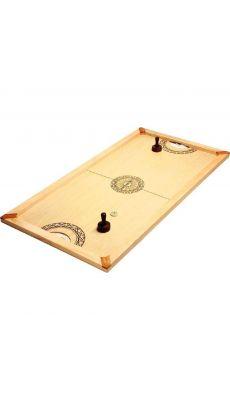 Le jeu du palet sur table 130x70cm