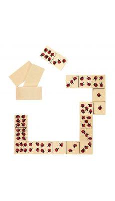 Domino les coccinelles