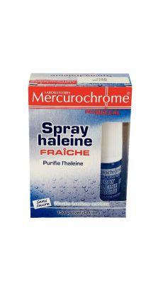 Spray halène fraiche 12ml