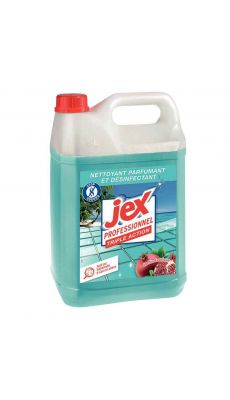 Jex Professionnel - 609124 - Nettoyant jardin exotique - Bidon de 5 litres
