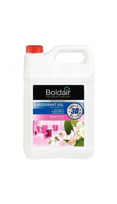 Bidon 5 litres sur odorant jardin Eté
