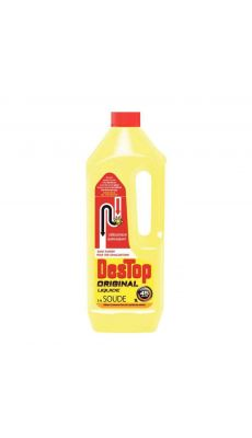 Destop - 006822 - Flacon liquide déboucheur destructeur