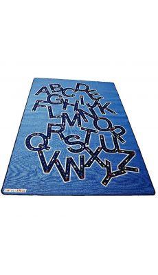 Tapis 3x2m lettres majuscule