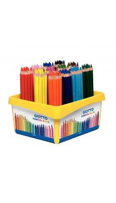 OMYACOLOR - 523500 - Crayons de couleur Mega 5.5mm - Classpack de 108