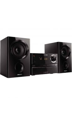 PHILIPS - BTM1360/12 - Chaine HiFi PHILIPS Bluetooth
