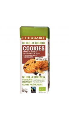 Cookie pepite choco bio - Paquet de 175g